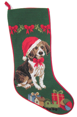 Beagle Christmas Stockings for Dog Lovers!