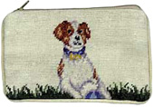 Jack Russell Terrier Cosmetic Bag (2)