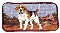 Beagle Eyeglass Case or Cell Phone Case